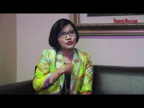 R. Sophia Alizsa | Direktur Perum Jaminan Kredit Indonesia (Jamkrindo)