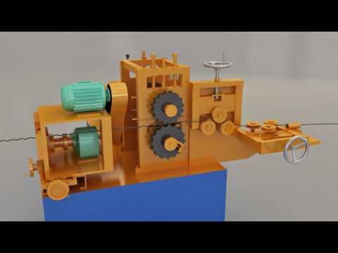 APM Wire Mesh Machine