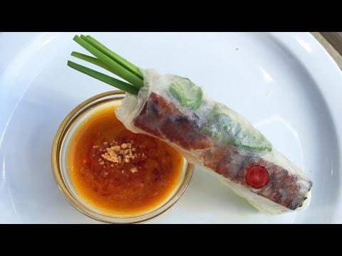 JN Nước chấm nem nướng Nha Trang - Pork Paste Rolls Dipping Sauce HD