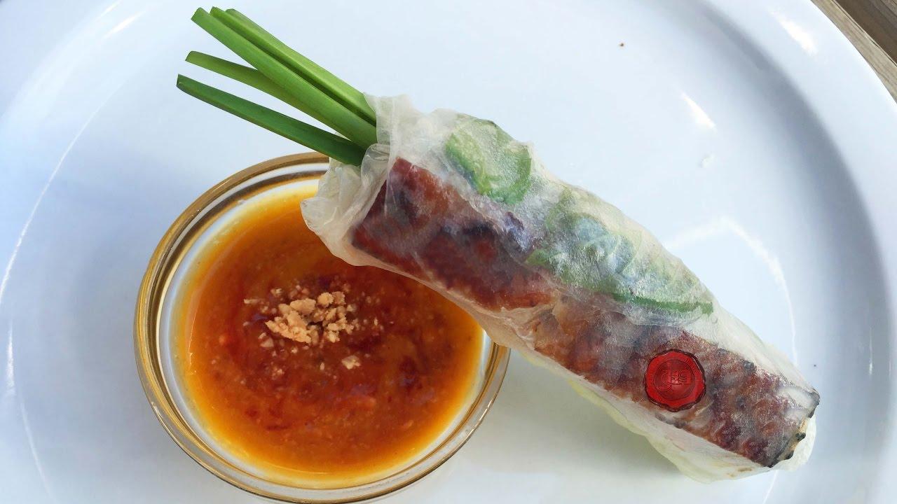 JN Nước chấm nem nướng Nha Trang – Pork Paste Rolls Dipping Sauce HD