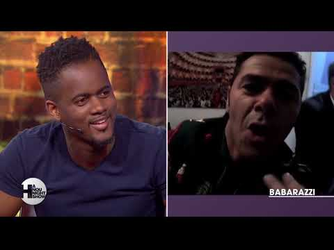 Hanounight Show - 02/05/2017 - Black M