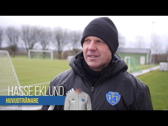 Intervjuer med Noring och Eklund, Januari 2021