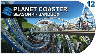 Planet Coaster - S04E12 - More Scenery