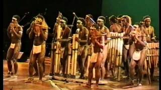 "Solomon Islands: Ensemble ""Wasi Ka Nanara Pan Pipers""."