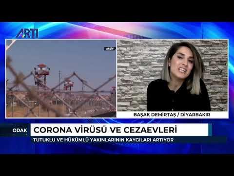 ODAK - Nalin Öztekin -Başak Demirtaş-Ergin Cinmen-Ömer Faruk Gergerlioğlu 26 Mart 2020