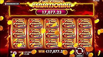 FIRE STRIKE (PRAGMATIC PLAY) ONLINE SLOT