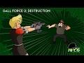 Anime Abandon - Gall Force 2: Destruction