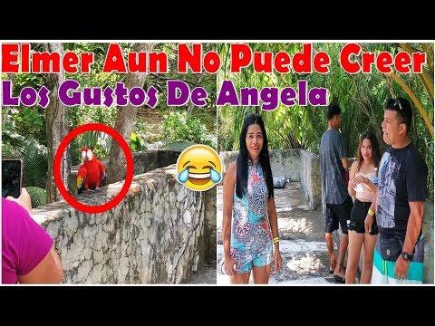 -Elmer Quiso Poner En Dudas Los Gustos De Angela😱Pero Aun Asi No Pudo/Encontramos Las Guacamayas-P15