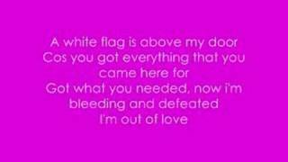 Tynisha Keli - Defeated (Lyrics)