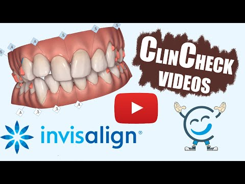 Invisalign ClinCheck Videos For Various Teeth Conditions