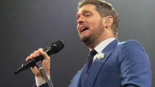 Michael Bublé- My Funny Valentine 3-31-19 San Diego Ca
