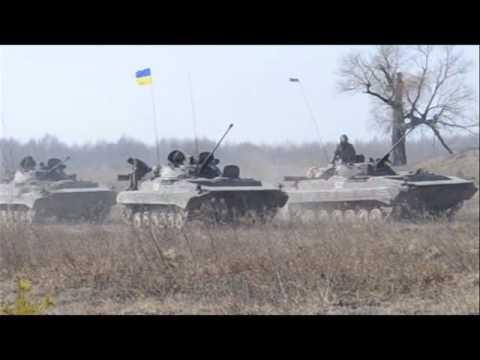 Ukraine: Military ex in Rivne Oblast