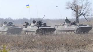 Ukraine: Military ex in Rivne Oblast