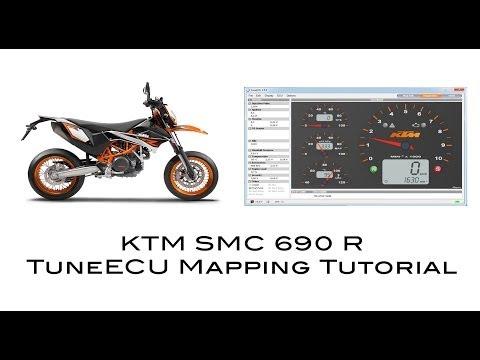 Ktm Smc Mapping Tuneecu Tutorial Flashing Ecu