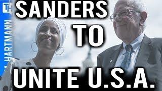 Can Bernie Sanders Unite a Divided America?