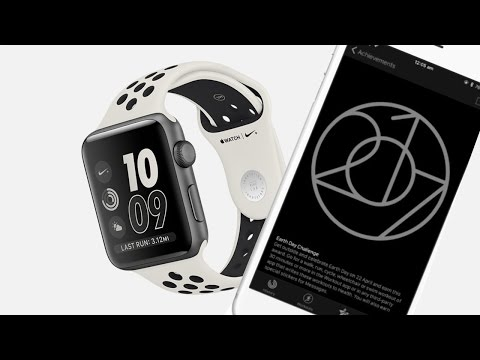 NEW APPLE WATCH RELEASED AND EARTH DAY ACTIVITY CHALLENGE