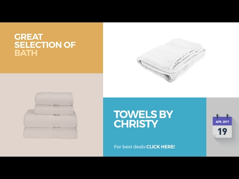 Towels By Christy Great Selection Of Bath Products