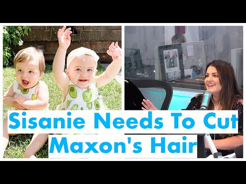 Ryan Seacrest - Sisanie and Her Husband Are Arguing Over Cutting Their Son's Hair: Watch