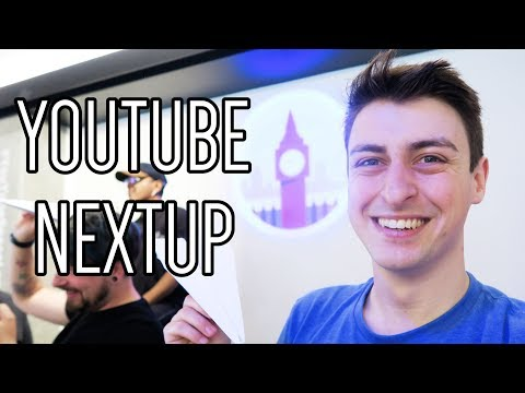 What I learned from YouTube NextUp