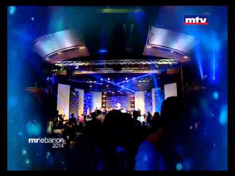 Entertainment Specials -  Mr Lebanon 2014 - The Winner