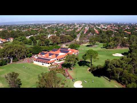 Mount Lawley Golf Club Solar Installation