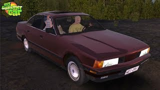 My Summer Car - Lets meet our new friends And our Uncle (livestream)