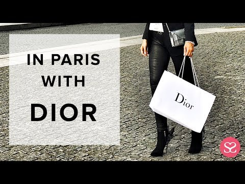 A DAY IN PARIS... WITH DIOR?! | Luxury VLOG | Sophie Shohet