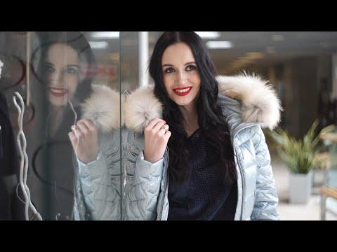 Елена Станиславская (Улыбка Вселенной 2019) в ТЦ Калинка. Тюмень