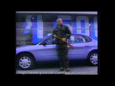 Dick James Ford Commercial 1997