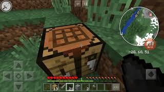 Minecraft pocket edition survival #1