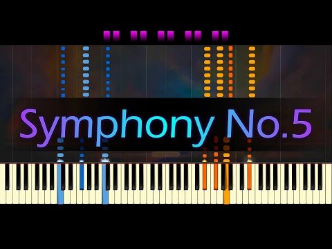 Symphony No. 5 - Piano Solo (Liszt arr.) // BEETHOVEN