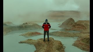 Там где гибнут туристы. Вулкан на высоте 5000м. Последний выпуск из Боливиии