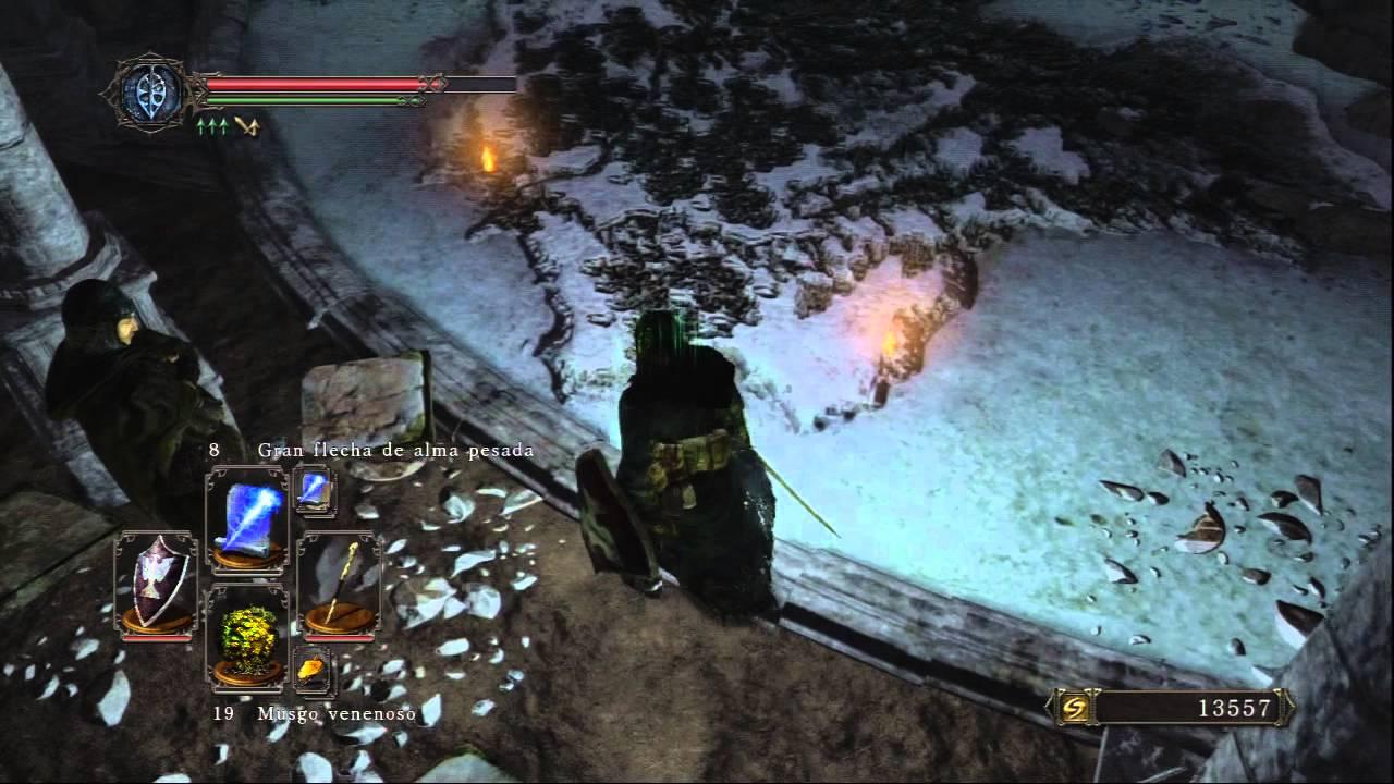Mapa Dark Souls 2.Como Ver El Mapa Del Juego Guia Dark Souls 2