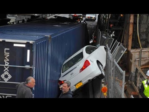 10 Insane Car Accidents That Will Definitely Make You THINK Twice About