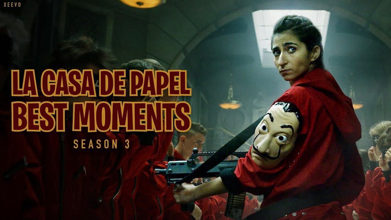 Download New Money Heist Netflix  3gp  mp4  mp3  flv  webm