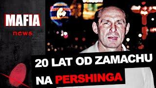 20 LAT OD ZAMACHU NA PERSHINGA. POWSTRZYMANY NAJWIĘKSZY PRZEMYT NARKOTYKÓW | Mafia News