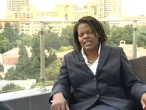 Yolanda Cuba - CEO, Mvelapanda Group