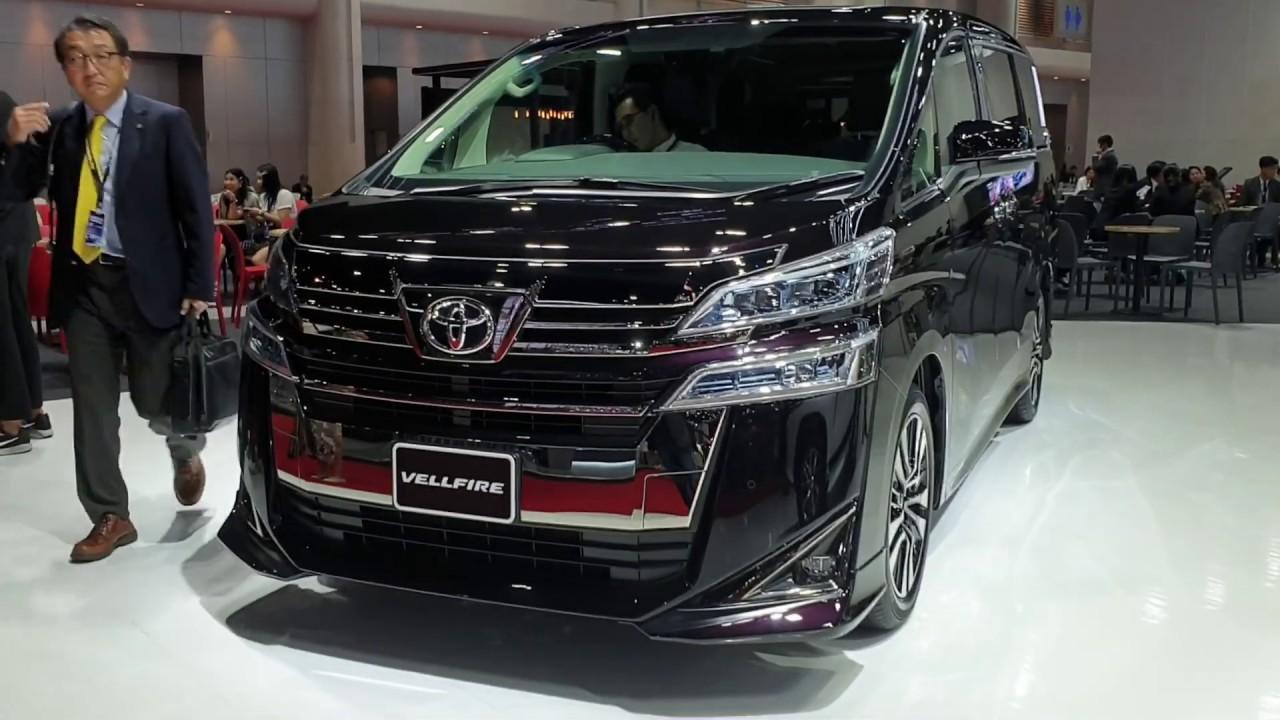 Toyota Alphard VELLFIRE 2.5