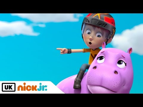 Paw Patrol | Pups Save Daring Danny's Hippo | Nick Jr. UK