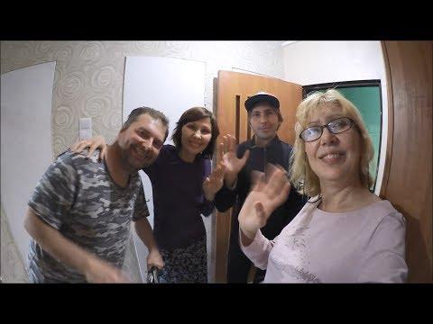 #1030 Россия Петербург Подготовка к отъезду Почта России Новая пижама