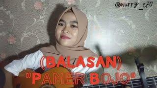 Download Mp3 Balasan Lagu Pamer Bojo - Parodi  Cover Gitar
