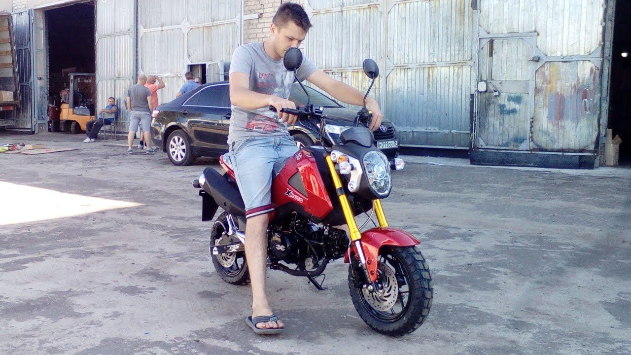 Как подключить светодиодные повороты на мотоцикл / Led повороты с .