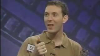 Scott Rose wins on Vs. game show (July 26, 1999)