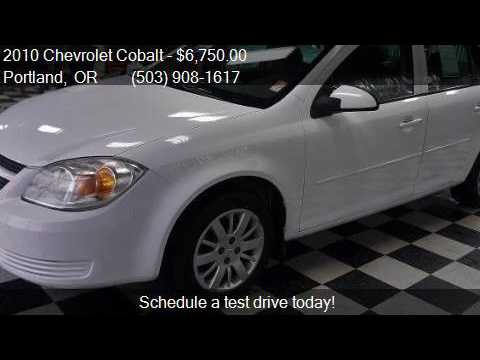 2010 Chevrolet Cobalt LT 4dr Sedan for sale in Portland, OR
