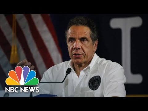 New York Gov. Andrew Cuomo Holds Briefing On Coronavirus, George Floyd Protests | NBC News