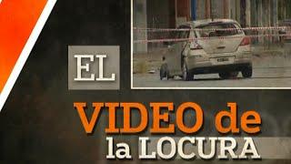 Tragedia en Haedo: el video que confirma la picada - Telefe Noticias