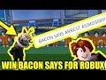 the HARDEST SIMON SAYS EVER | WIN 10000 ROBUX | Roblox Jailbreak Simon Says