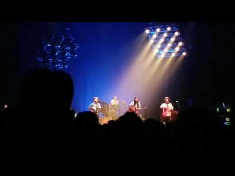 "Avett Brothers - ""Laundry Room"" Riverside Theater Milwaukee, WI 8-12-18"