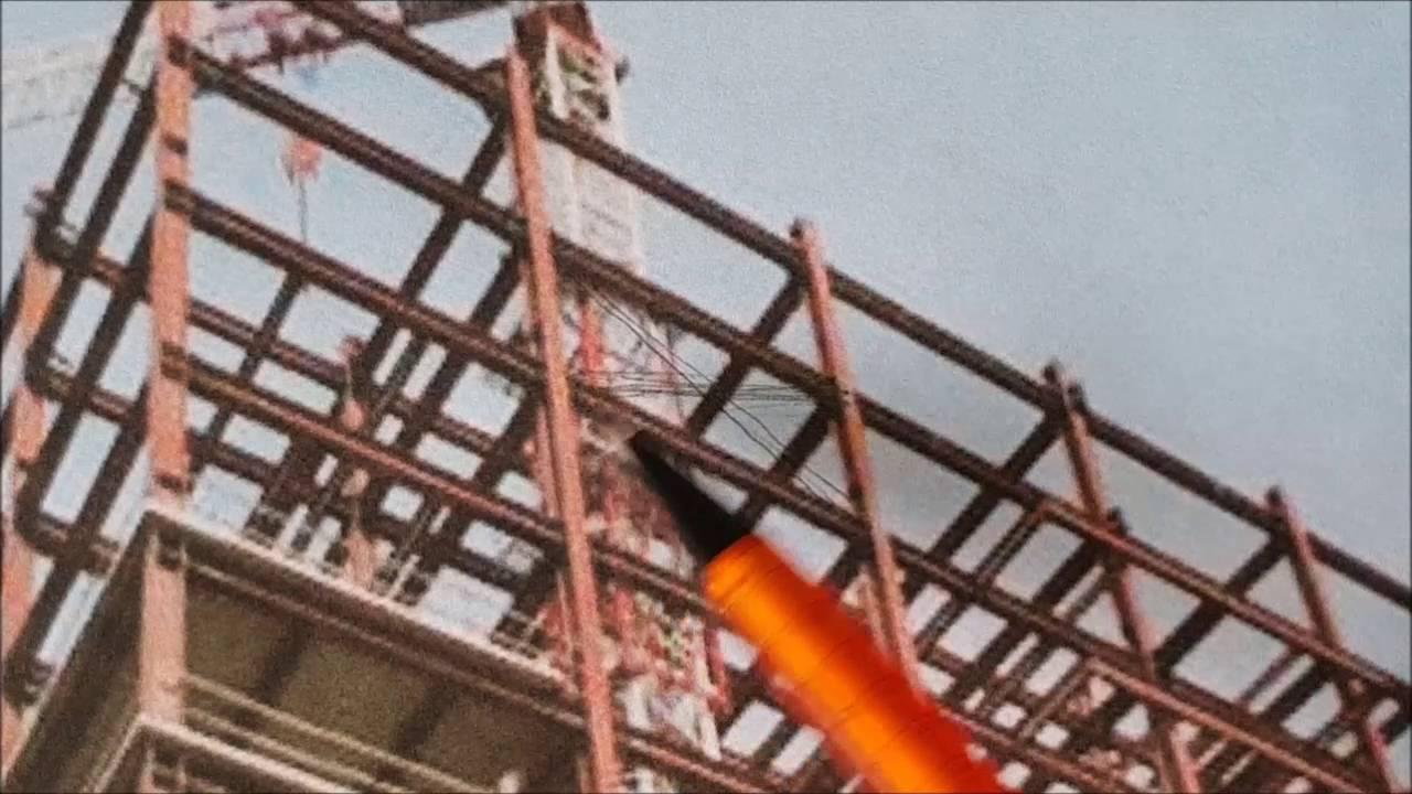 Edificios con estructura met lica - Estructuras de acero para casas ...