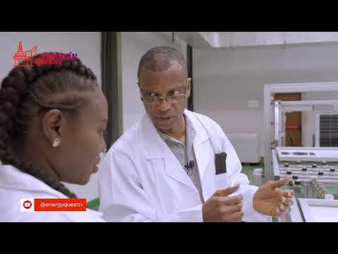 S01 E10 -  SOLAR PV Manufacturing in Ghana